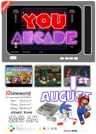 you arcade small pic posert 18