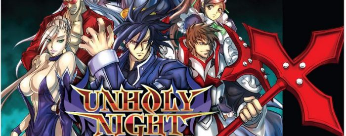 Unholy knight snes cover