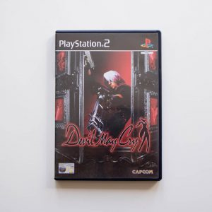 Devil May cry PS2 front