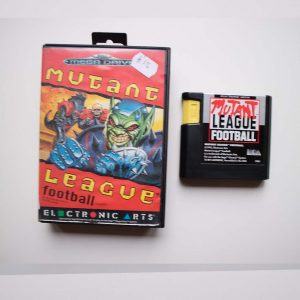 Mutant leage Football SEGA mega Drive