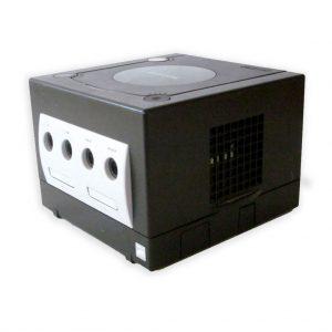 Nintendo game cube black