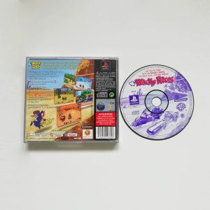 Wacky Races PlayStation