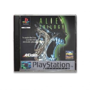 alien trilogy playstion 1 ps1