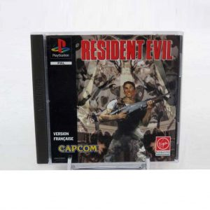 resident evil playstion 1 ps1