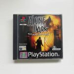 Alone in the Dark PlayStation 1 infograms front