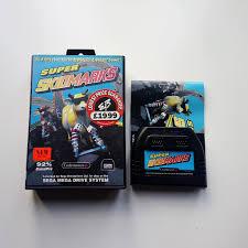 Super SkidMarks Sega Mega Drive