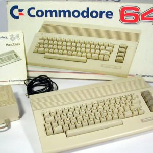 Commodore 64 ( Complete Boxed )