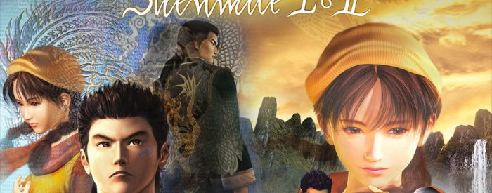 shenmue 1 and 2 hd banner