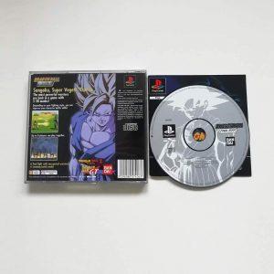 Dragon Ball Z GT Final Bout