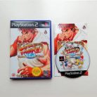 Hyper Street Fighter II The Anniversary ps2