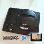 Mega Drive Model 1 bundel Sega