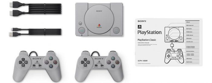 Sony playstion mini 2