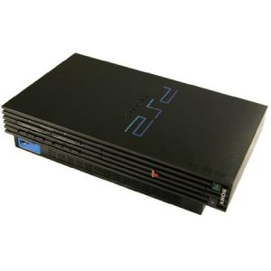 Playstion 2 console