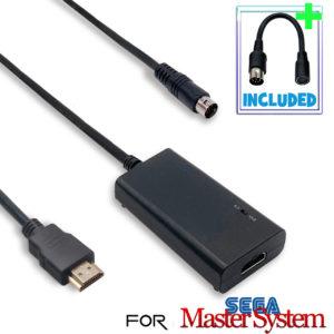 Master system HDMi