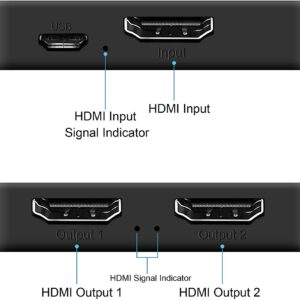 Avedio Links Hdmi Spliter ( PS3 Capture )